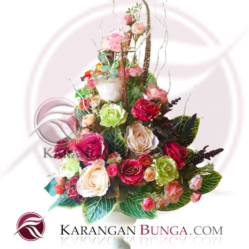 Artificial FLower Muara Enim