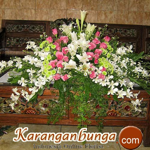 Fresh Flower - Table | Bunga meja di kota