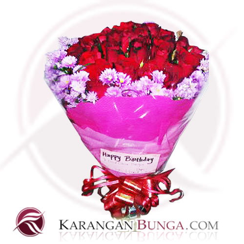 Fresh Flower - Hand Bouquet di kota